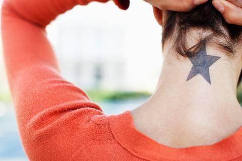 Diese Tattoos lassen sich abwischen - und halten trotzdem ewig