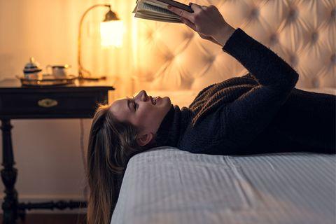 6 Dinge, die du vor dem Schlafengehen tun solltest