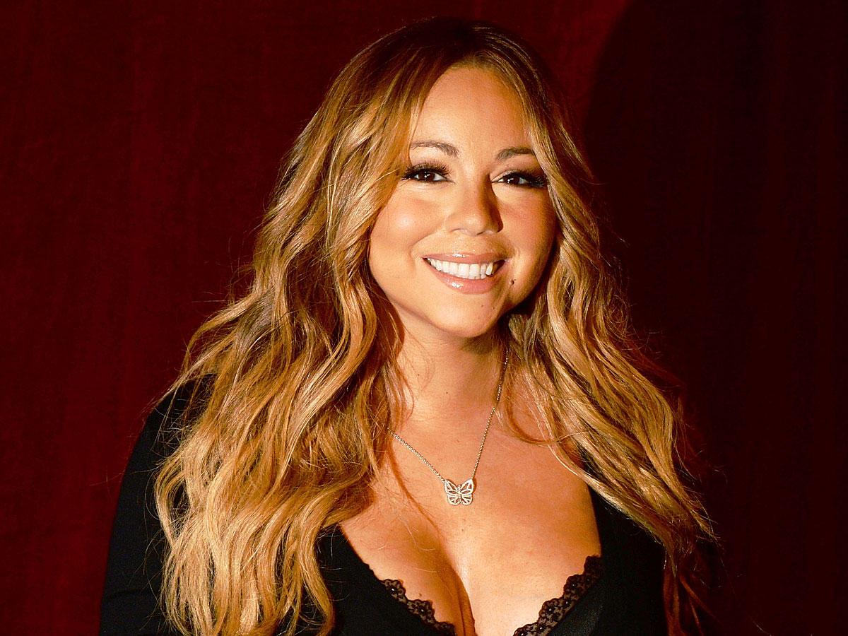 Völlig verändert: So sieht Mariah Carey nicht mehr aus