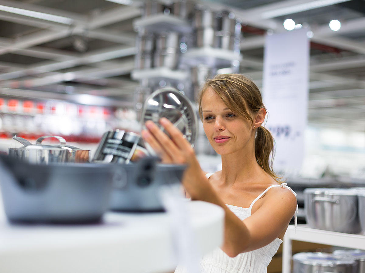 5 Phasen, die jeder bei Ikea durchläuft