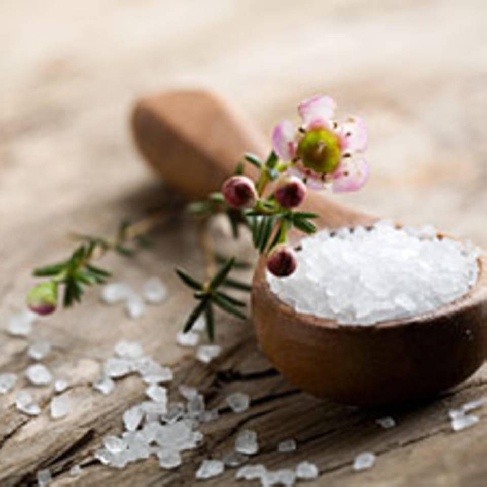 Wie viel Salz ist gesund?