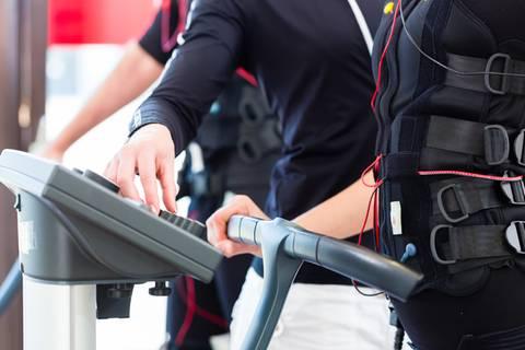 EMS-Training: Figurstraffung ohne Anstrengung