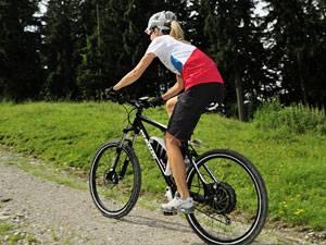 Fitness-Trends: Schicker und bequemer radeln: Kaufen Sie ein E-Bike!