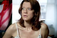 "Caroline Peters in dem neuen TV-Film ""Im Netz"""