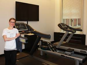 Fitness-Trends: Mareike Schumacher vom Lanserhof