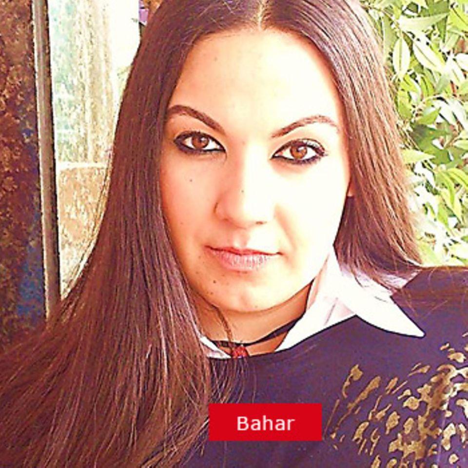 Bahar wurde vom Tränengas verletzt