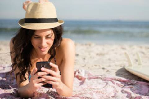 Smartphone im Ausland: Surfen ohne Extrakosten