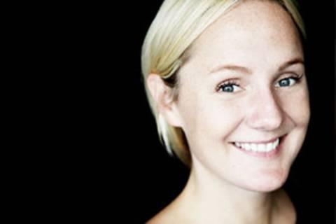 """Lina Thomsgård, PR-Beraterin aus Stockholm, setzt sich mit ihrem """"Gerechtigkeitsbüro"""" für mehr Expertinnen ein."""