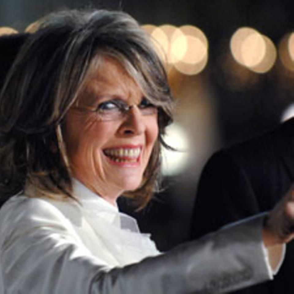 """Ein Gespräch mit Diane Keaton: """"Ich mag nur mein Lachen"""""""