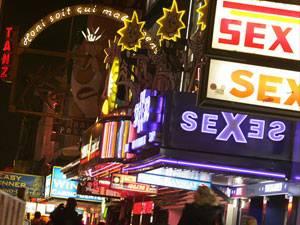 Rotlichtmilieu: Prostitution in Deutschland: Zehn Fakten