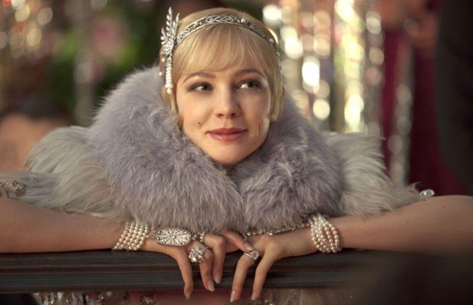 """Carey Mulligan spielt in Baz Luhrmanns Neuverfilmung von """"Der große Gatsby"""" Daisy Buchanan."""