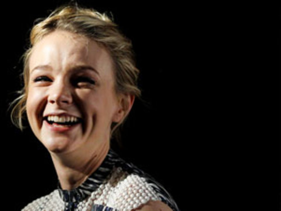 Carey Mulligan hat gut lachen: Mit ihrer Karriere geht es steil bergauf.