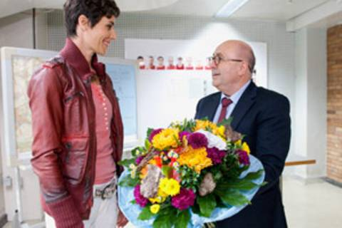 "Frankfurt-""Tatort"": Bye, bye, Nina Kunzendorf!"