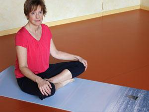 Mehr Spaß beim Üben: Yogamatte bedrucken lassen
