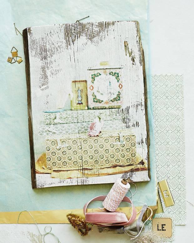 geschenkidee foto auf holz drucken lassen. Black Bedroom Furniture Sets. Home Design Ideas