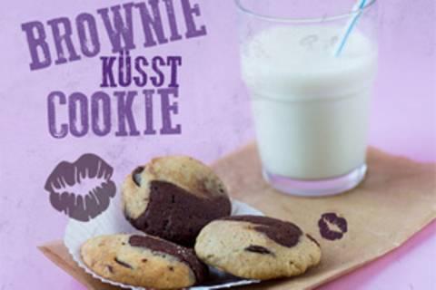 Brookies: Wenn Brownie und Cookie sich treffen ...