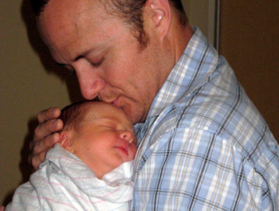 Jason Manthe war ein liebevoller Vater, der sich viel Zeit für seine Kinder nahm.