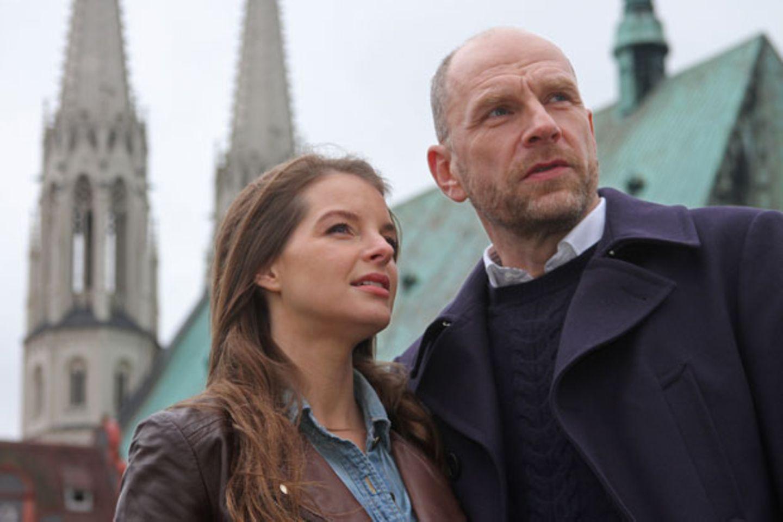 Yvonne Catterfeld ermittelt in neuem ARD-Krimi