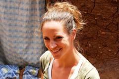 """Michaela von Bargen, 37, ist Mutter von vier Kindern (11, 8, 5 und 3) und hat in ihrer """"Prämutterzeit"""" einmal als Werbetexterin gearbeitet. Seit sieben Monaten versucht sie, sich nach einer aufregenden und spannenden Zeit an ein Leben in einer norddeutschen Kleinstadt zu gewöhnen. Nicht so einfach, wenn die Abenteuerlust in einem brodelt..."""