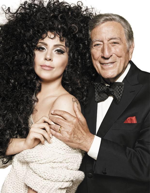 H&M-Weihnachtskampagne: Lady Gaga und Tony Bennett singen für H&M