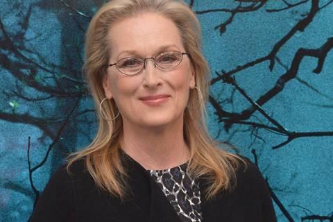 Muttermilch auf dem Abendkleid? Meryl Streep blieb cool