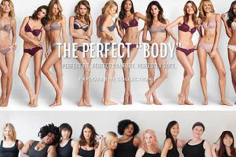 """The Perfect Body"": US-Modemarke nimmt Victoria's Secret auf die Schippe"
