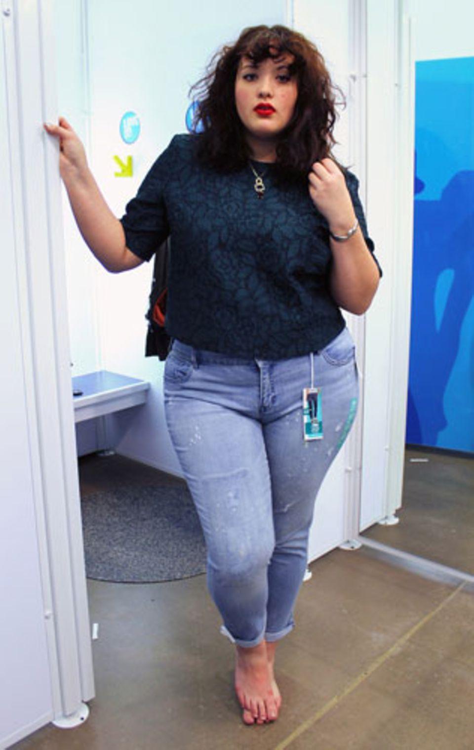 Jeansgröße ist nicht gleich Jeansgröße