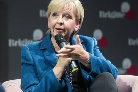 """Hannelore Kraft: """"Ich möchte nicht mehr 20 sein"""""""
