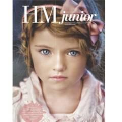 Mit neun Jahren Topmodel
