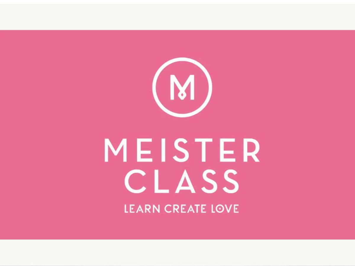 Lernt Stricken mit Meisterclass!