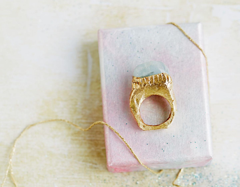 Fimo-Ring selber machen - so geht's