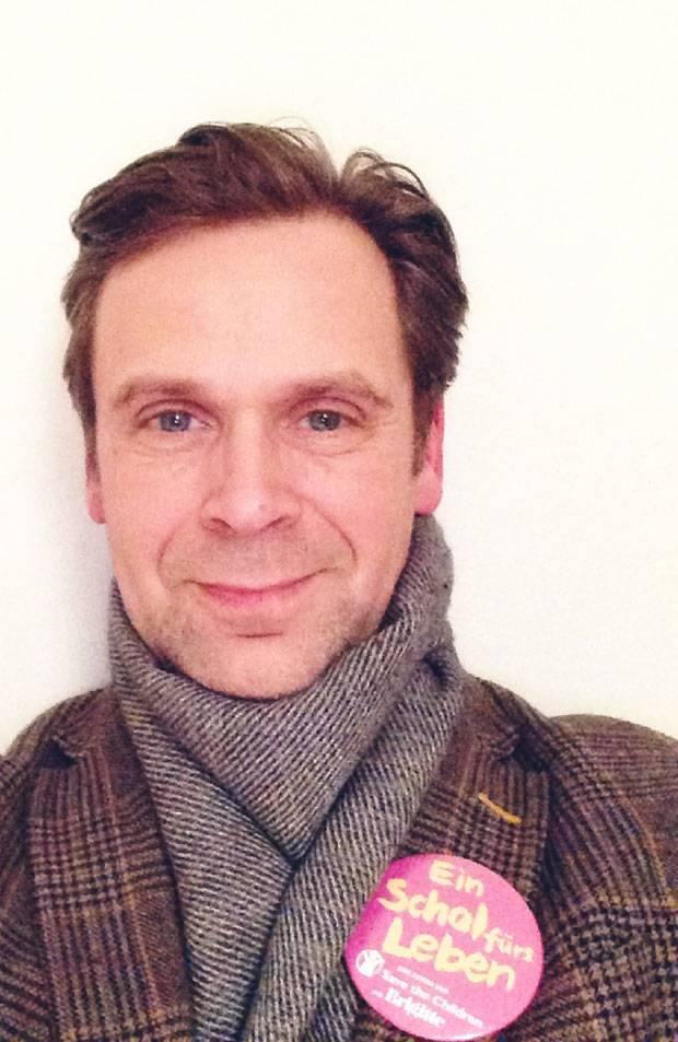 Aktionstag am 10. Dezember: Schauspieler Matthias Matschke