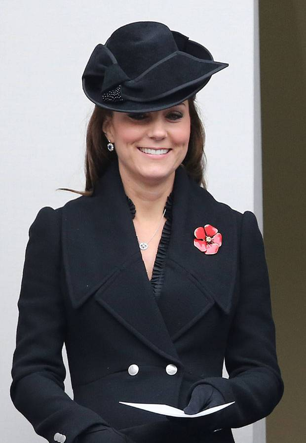 Kate Middleton: Die neuen Mäntel der Duchess of Cambridge