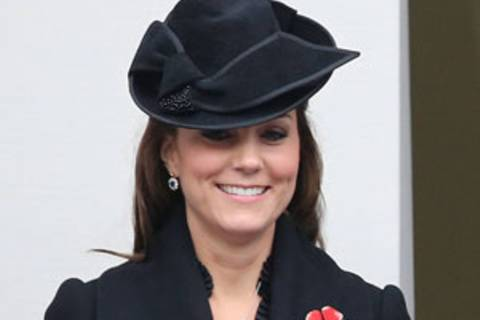 Die neuen Mäntel der Duchess of Cambridge