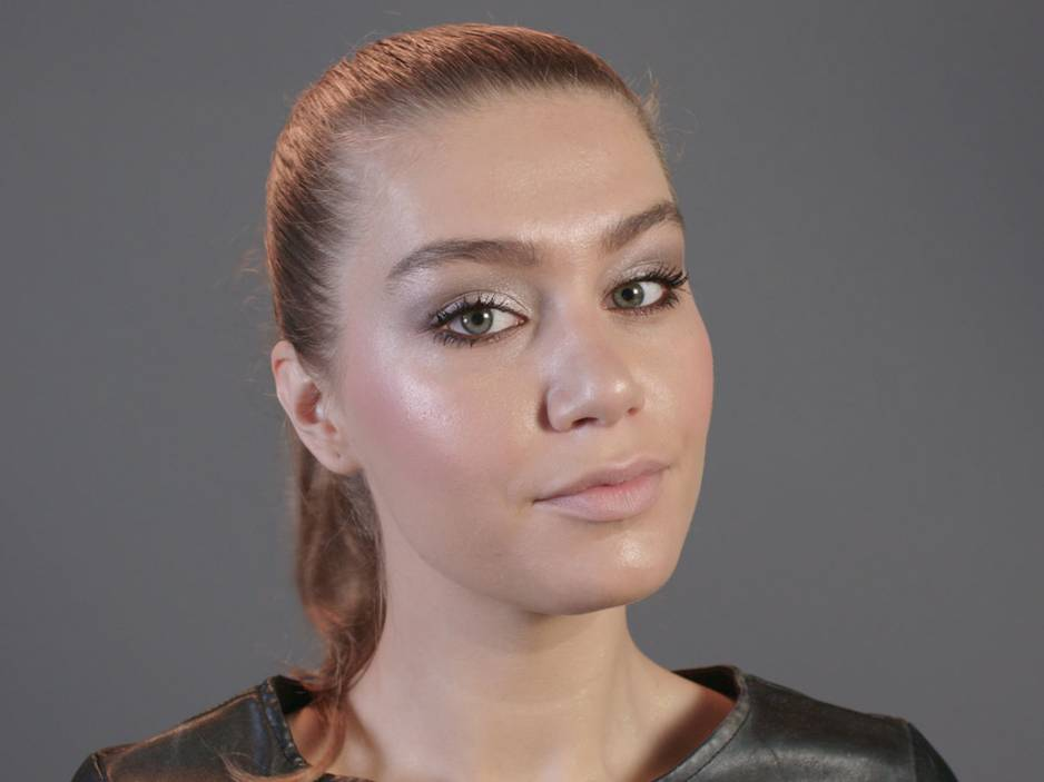 Beauty 1x1: Metallic-Make-up - der Look für die nächste Party