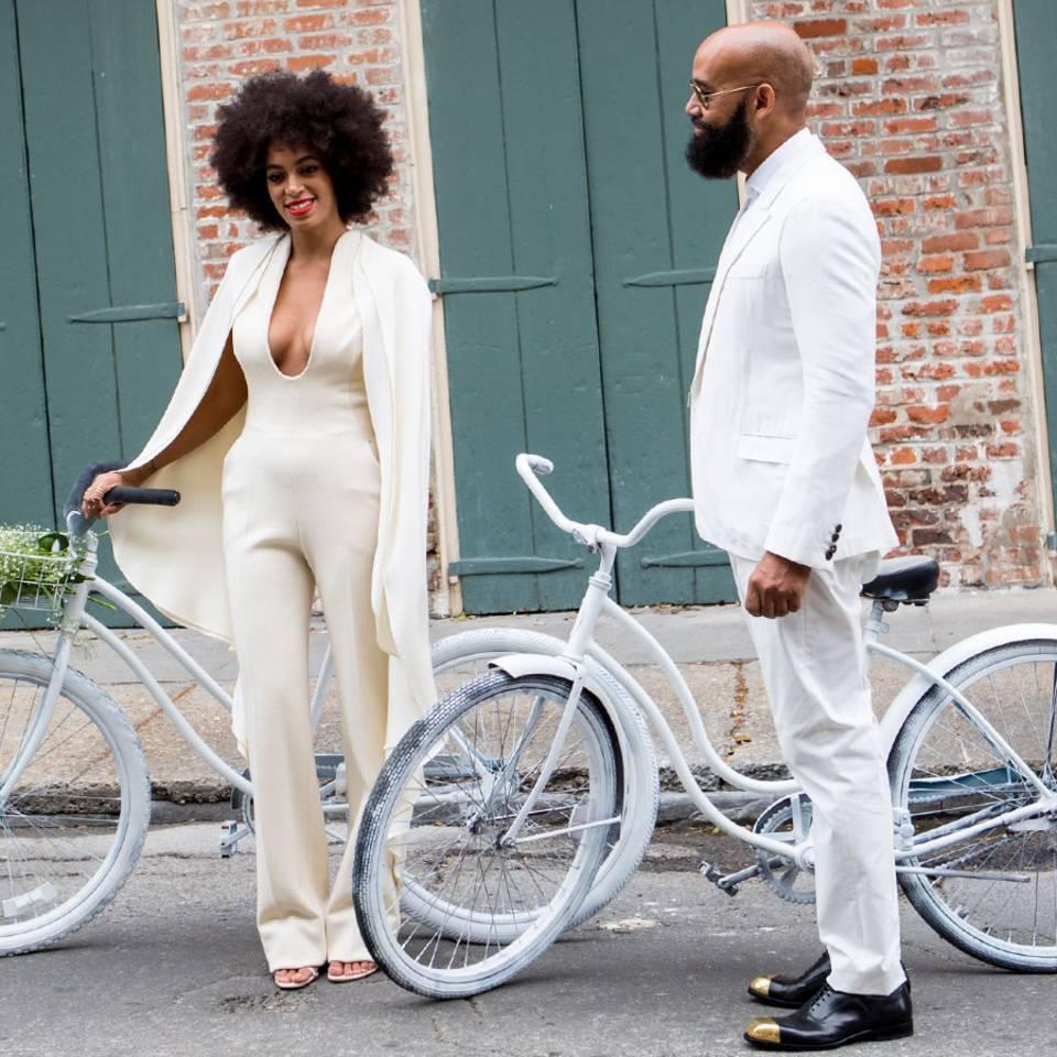 Solange Knowles - die coolste Hochzeit des Jahres