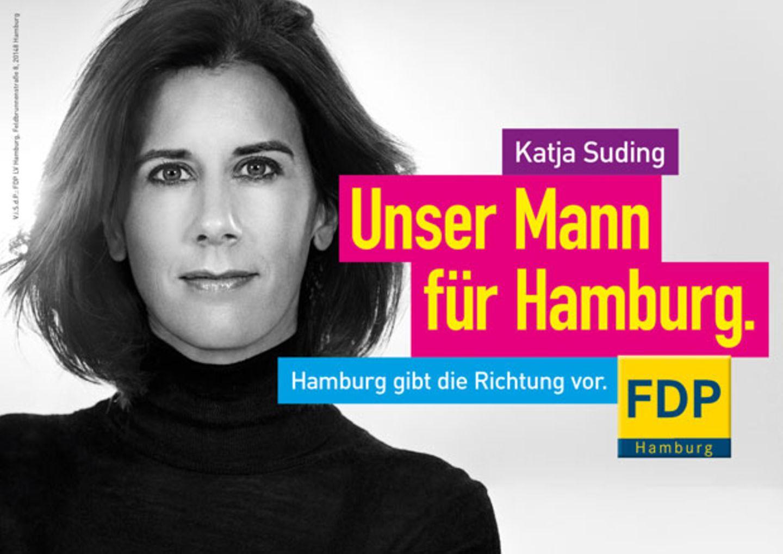 Was will die FDP uns mit dieser Kampagne sagen?