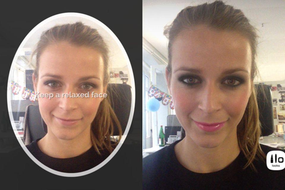 3 Beauty-Apps im Redaktionstest - welche kann was?