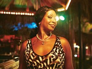 "Charla la Reine-Nievel, ehemalige ""Miss Curaçao"""