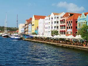 Willemstad auf Curaçao
