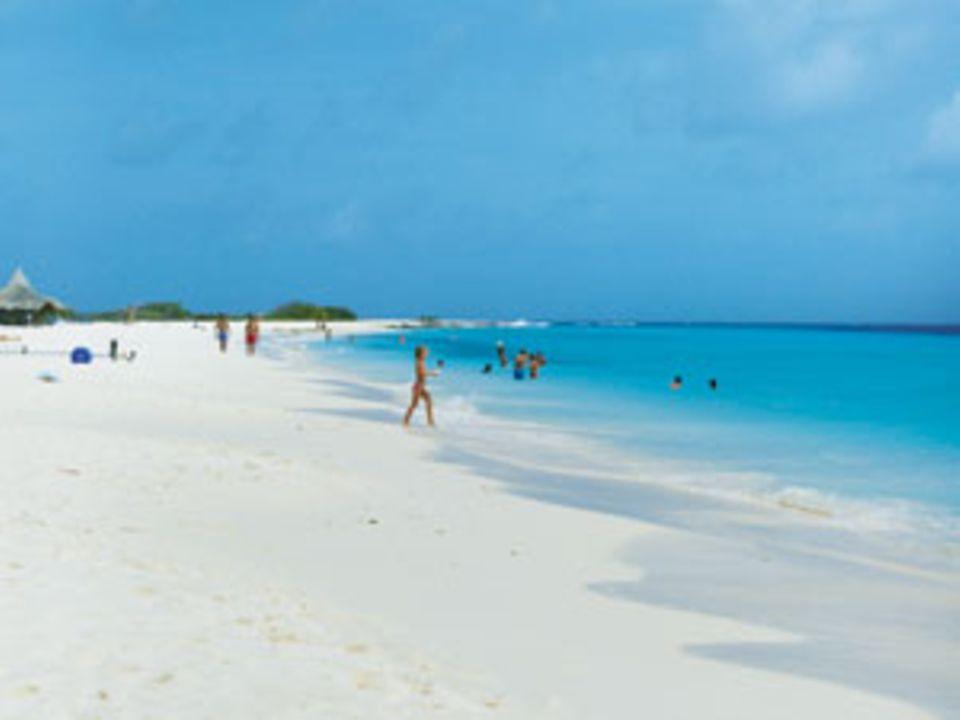 Klein Curaçao: zum Baden das Größte!