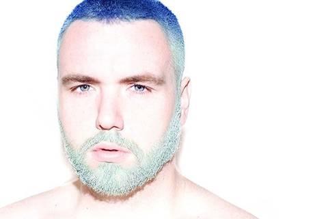 Sind farbige Bärte der neue Trend?