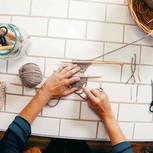 stricken lernen sie stricken mit meisterclass. Black Bedroom Furniture Sets. Home Design Ideas