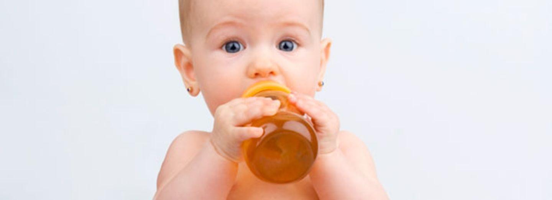 Pflanzengift in Baby-Kräutertee