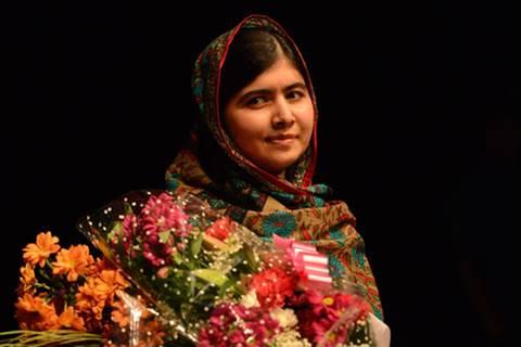 Malala spendet Preisgeld für Kinder in Gaza