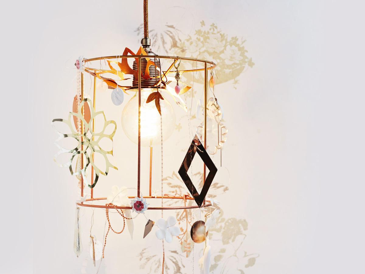 diy geschenk kronleuchter selbst machen eine anleitung. Black Bedroom Furniture Sets. Home Design Ideas