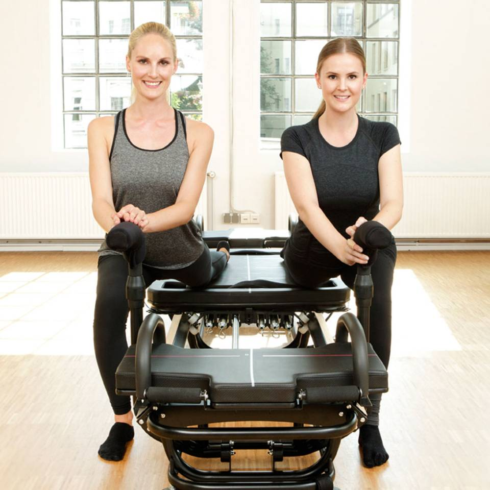 Lagree Fitness: Macht die Muskeln lang