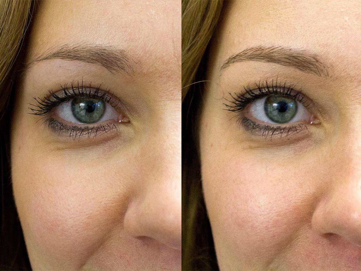 Brauen-Styling: Wie funktionieren Augenbrauen-Extensions ...