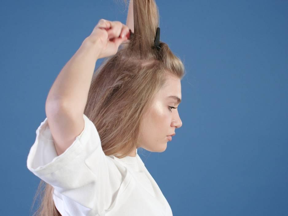 Beauty 1x1: Volumen toupieren - so kommt Fülle ins Haar