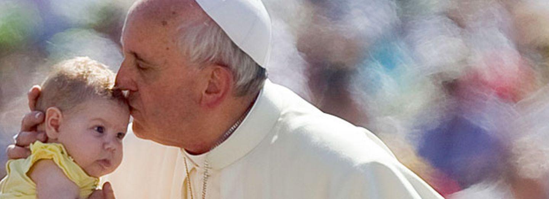 Der Papst ruft zum Stillen in der Kirche auf